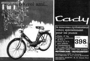1966 Motobecane Cady