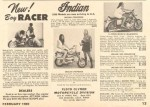 1969 Indian Motorcycles