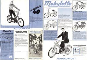 1970 Motobecane brochure
