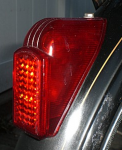 1971-72 Solex 3800 USA tail light by Luxor