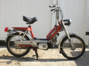 1976 Garelli Eureka Flex