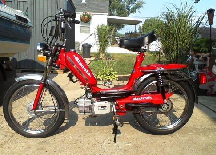 Bianchi Parts « Myrons Mopeds