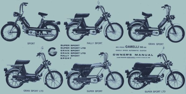 Garelli Parts « Myrons Mopeds on