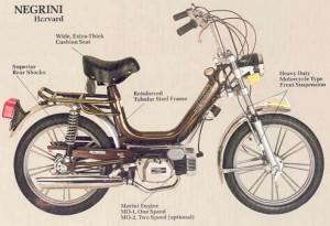 1978 Negrini Harvard Morini MO-1 or MO-2
