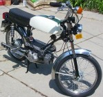 1978 Snark Satellite Morini MO-2 engine