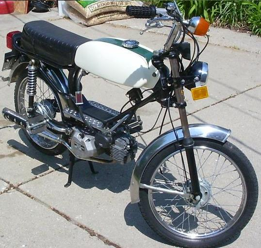 Video 1978 swinger 2 moped parts candy