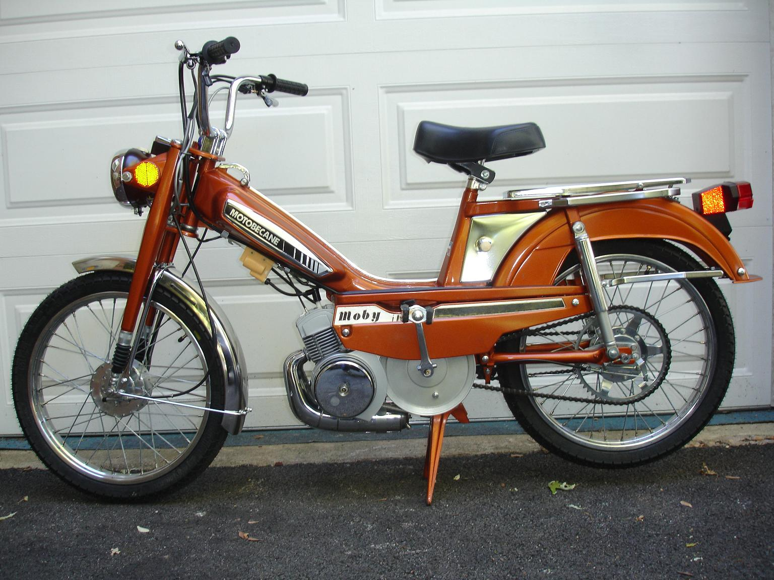 The expert, 1978 swinger 2 moped parts