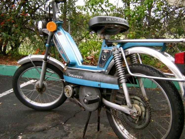peugeot 103 car – motorcycle image idea