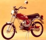 1980 Cosmo Colt 3 Morini M1 engine