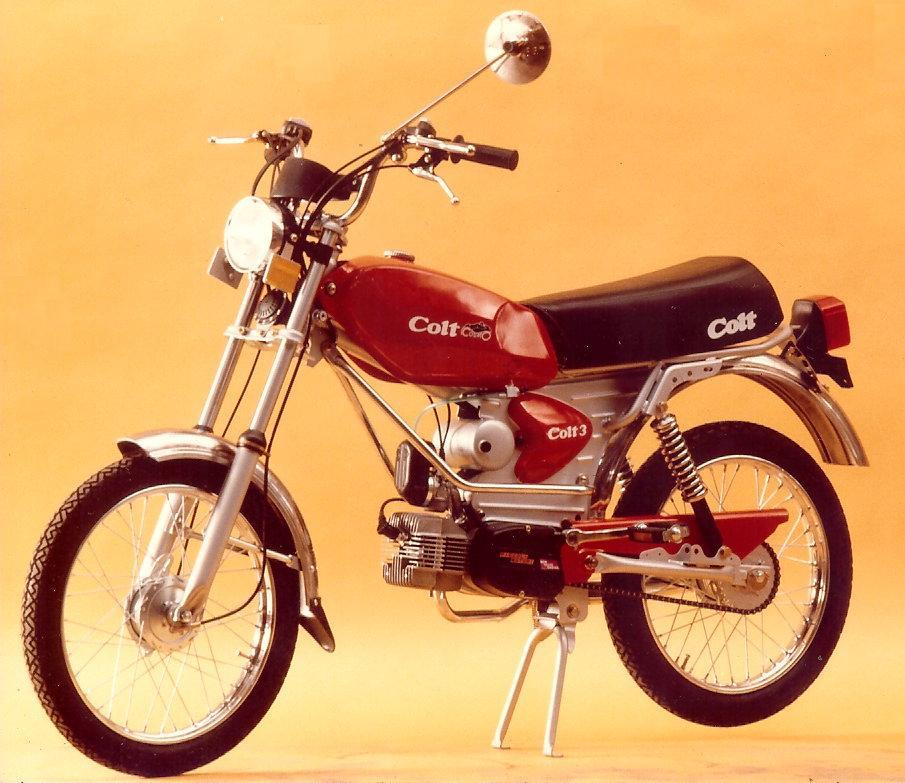 Cosmo Colt With Morini M Engine on Morini Engine « Myrons Mopeds