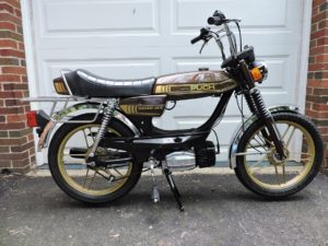 1981 Puch Magnum MkII