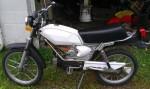 1981 Colt 3 Morini M1 engine