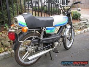 1981 Motobecane Sebring  Morini MO-2 engine