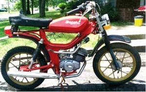1981 Safari Commando