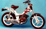 1981 Testi Cricket 4M Minarelli 4-spd manual