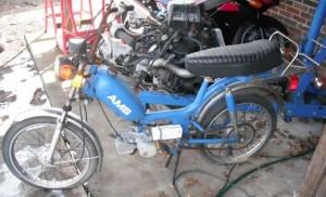 1984 AMS Sierra 50