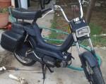 1985 Garelli Basic black
