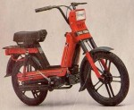 1986 Fantic Issimo kick start Euro model
