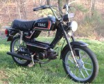 1987 Trac Sprint moped
