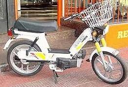 2001 Garelli Noi SL (kick)