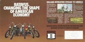 Batavus 1978 Brochure p1-8