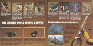 Batavus 1978 Brochure p6-7