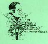 Flying Dutchman Ted Van Der Kolk