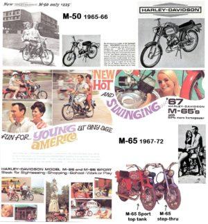 Harley Davidson (Aermacchi) « Myrons Mopeds