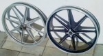American made moped wheels