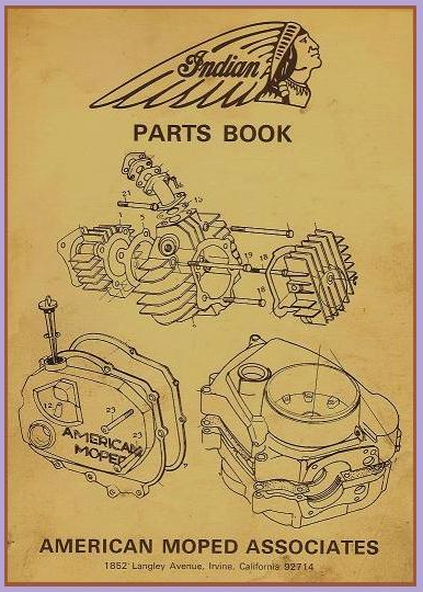 Indian Parts « Myrons Mopeds on