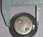 Indian gas cap OD=50.0