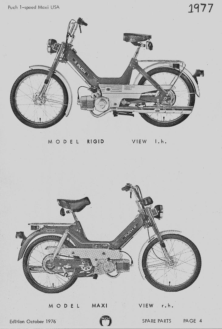 1977 puch moped wiring diagram puch moped clutch wiring