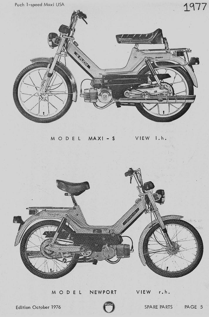 puch parts  u00ab myrons mopeds