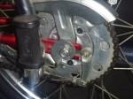 Kynast rear brake area