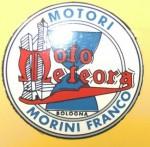 1974 Moto Meteora logo