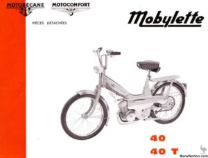 Motobecane Series 40