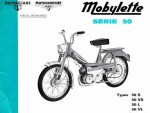 Mobylette Series 50