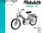 Motobecane Mobylette Series 50
