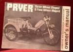 Pryer Owners Manual