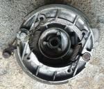 Safari 115mm brake