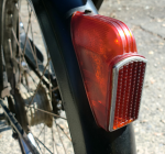 Solex 3300 tail light