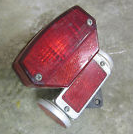 1977-79 4600 V2,V3 tail light by U.L.O.