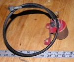 Wheel King speedo cable