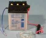 Battery 6N4-2A-4