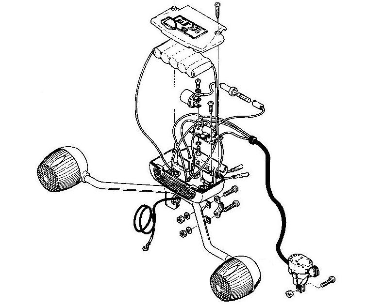 Yamaha Chappy Lb80 Wiring Diagram