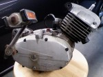 1978 K196 engine right