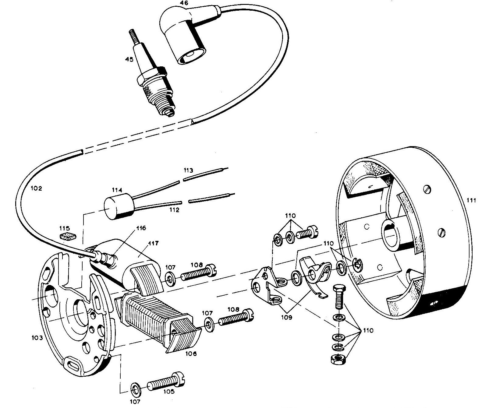 honda ruckus ignition wiring diagram
