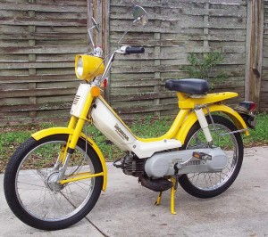 '78 Honda PA50II 30mph