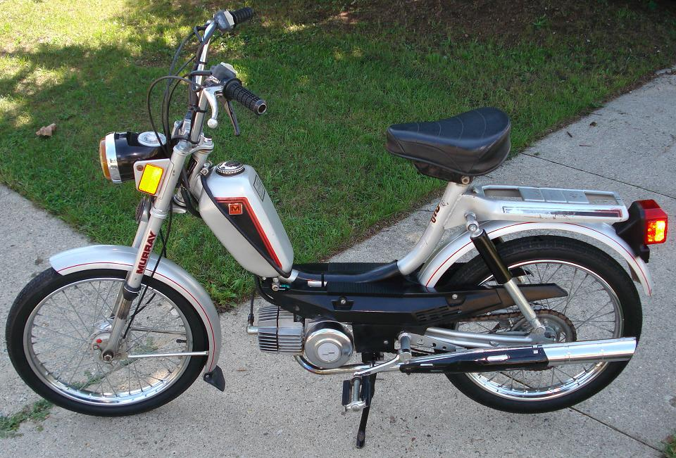 Covers « Myrons Mopeds