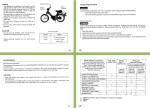 Honda PA50 Owners Manual 25,26,27,28